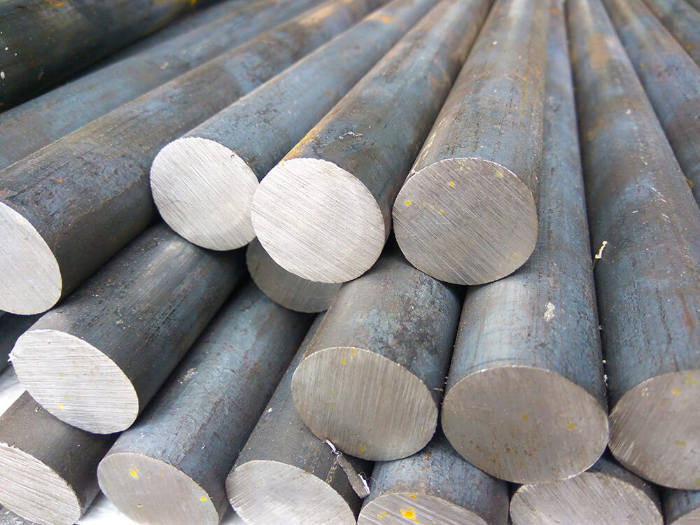 round hollow steel bars